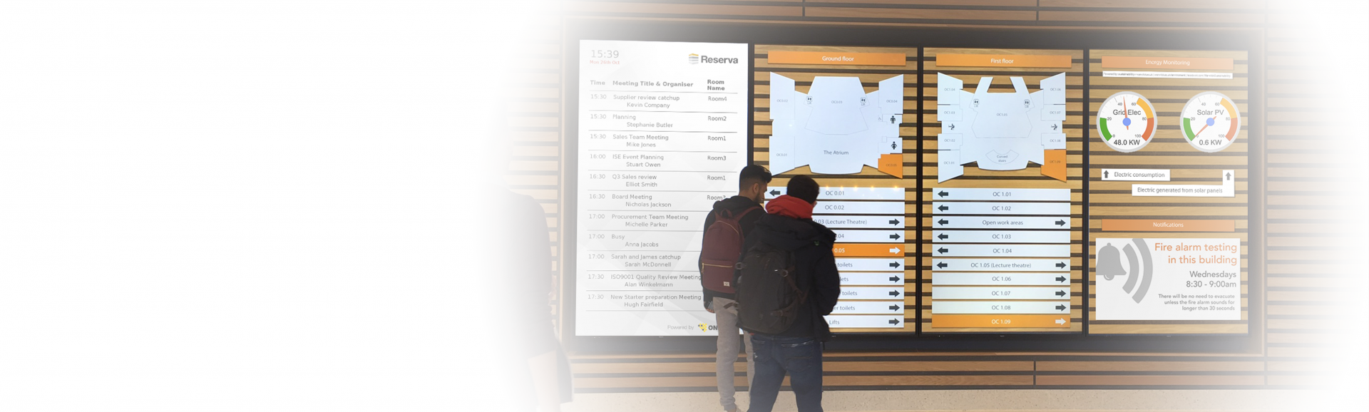 Digital Signage Systems